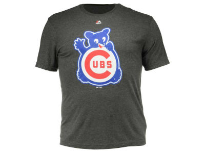 Chicago Cubs MLB Men's Leadoff Cooperstown T-Shirt