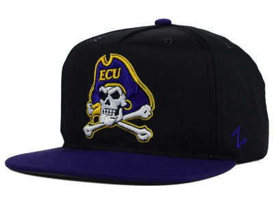 East Carolina Pirates Zephyr NCAA Gridiron Snapback Hat
