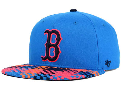 Boston Red Sox '47 MLB '47 Ruffian Snapback Cap