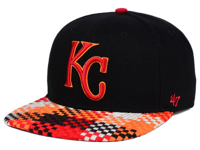 Kansas City Royals '47 MLB '47 Ruffian Snapback Cap