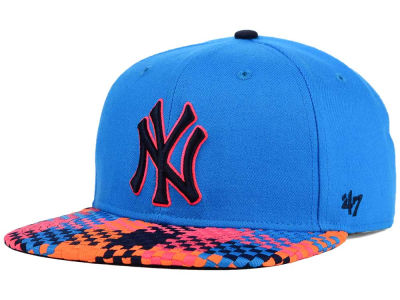 New York Yankees '47 MLB '47 Ruffian Snapback Cap