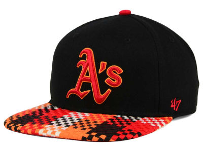 Oakland Athletics '47 MLB '47 Ruffian Snapback Cap