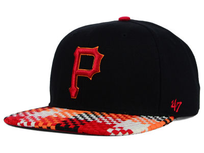Pittsburgh Pirates '47 MLB '47 Ruffian Snapback Cap