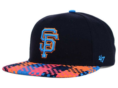San Francisco Giants '47 MLB '47 Ruffian Snapback Cap