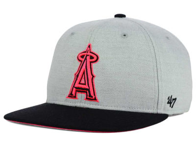 Los Angeles Angels '47 MLB '47 Wrist Shot Snapback Cap