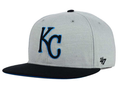 Kansas City Royals '47 MLB '47 Wrist Shot Snapback Cap
