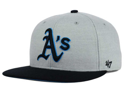 Oakland Athletics '47 MLB '47 Wrist Shot Snapback Cap