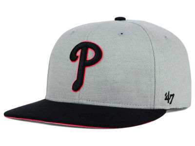 Philadelphia Phillies '47 MLB '47 Wrist Shot Snapback Cap
