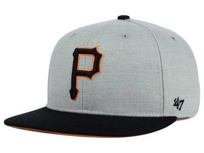 Pittsburgh Pirates '47 MLB '47 Wrist Shot Snapback Cap