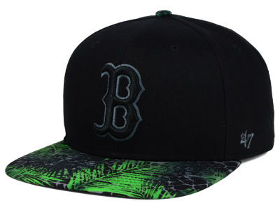 Boston Red Sox '47 MLB '47 Tonal Flagler Snapback Cap