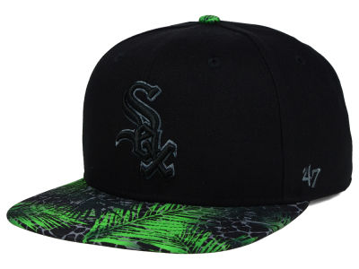 Chicago White Sox '47 MLB '47 Tonal Flagler Snapback Cap
