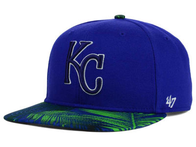 Kansas City Royals '47 MLB '47 Tonal Flagler Snapback Cap