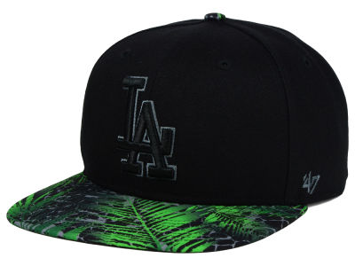 Los Angeles Dodgers '47 MLB '47 Tonal Flagler Snapback Cap