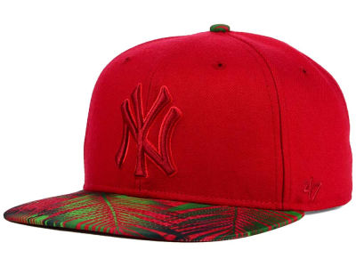 New York Yankees '47 MLB '47 Tonal Flagler Snapback Cap