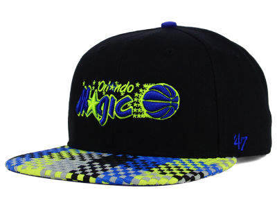 Orlando Magic '47 NBA HWC '47 Ruffian Snapback Cap