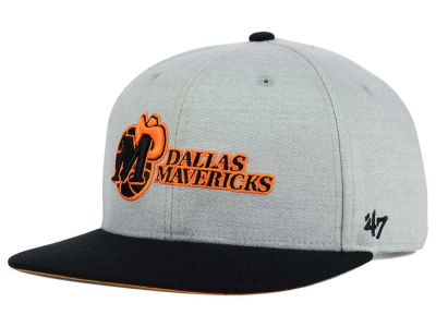 Dallas Mavericks '47 NBA HWC '47 Wrist Shot Snapback Cap