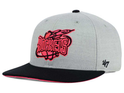 Houston Rockets '47 NBA HWC '47 Wrist Shot Snapback Cap