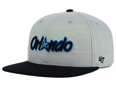 Orlando Magic '47 NBA HWC '47 Wrist Shot Snapback Cap