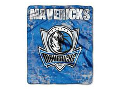 Dallas Mavericks 50x60in Plush Throw Blanket