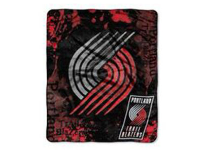 Portland Trail Blazers 50x60in Plush Throw Blanket