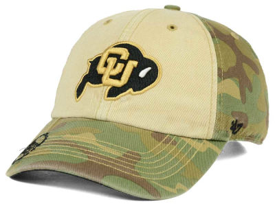 Colorado Buffaloes '47 NCAA Operation Hat Trick Gordie '47 CLEAN UP Cap
