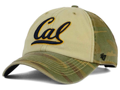 California Golden Bears '47 NCAA Operation Hat Trick Gordie '47 CLEAN UP Cap