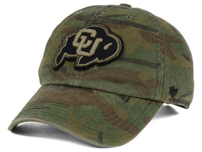 Colorado Buffaloes '47 NCAA Operation Hat Trick Movement '47 CLEAN UP Cap