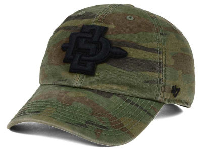 San Diego State Aztecs '47 NCAA Operation Hat Trick Movement '47 CLEAN UP Cap