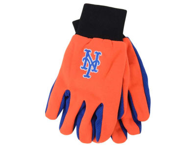 New York Mets Team Color Palm Gloves