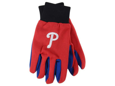 Philadelphia Phillies Team Color Palm Gloves