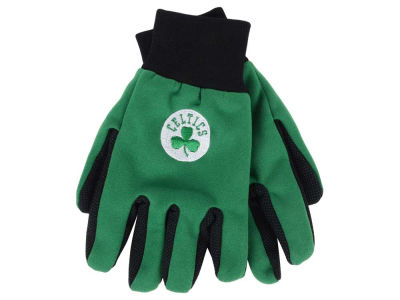 Boston Celtics Team Color Palm Gloves