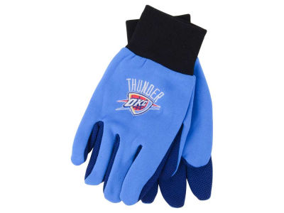 Oklahoma City Thunder Team Color Palm Gloves