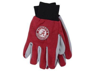Alabama Crimson Tide Team Color Palm Gloves