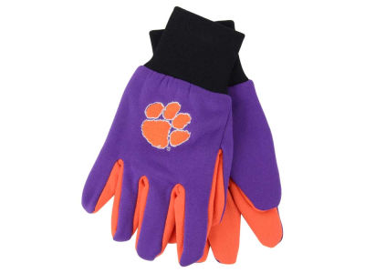 Clemson Tigers Team Color Palm Gloves