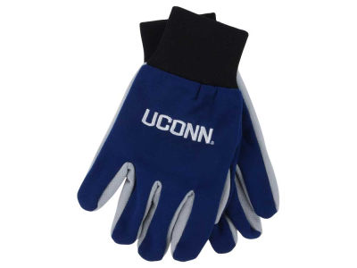 Connecticut Huskies Team Color Palm Gloves
