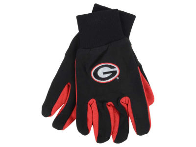 Georgia Bulldogs Team Color Palm Gloves