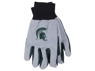 Michigan State Spartans Team Color Palm Gloves