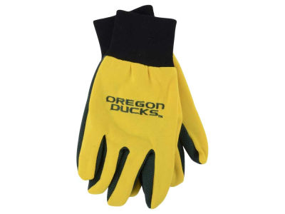 Oregon Ducks Team Color Palm Gloves