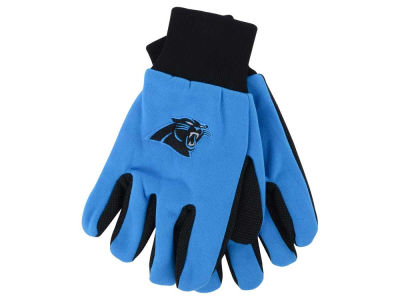 Carolina Panthers Team Color Palm Gloves