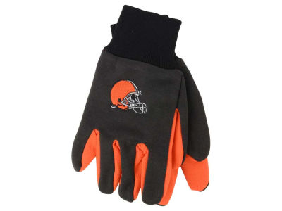 Cleveland Browns Team Color Palm Gloves