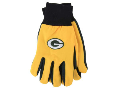 Green Bay Packers Team Color Palm Gloves