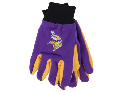 Minnesota Vikings Team Color Palm Gloves