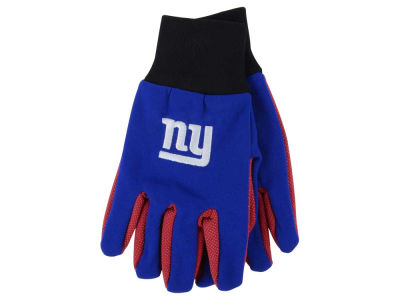 New York Giants Team Color Palm Gloves