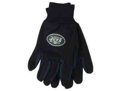 New York Jets Team Color Palm Gloves