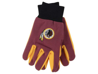 Washington Redskins Team Color Palm Gloves