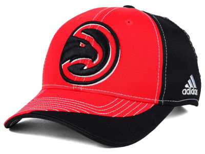 Atlanta Hawks adidas NBA Dribble Series Adjustable Cap