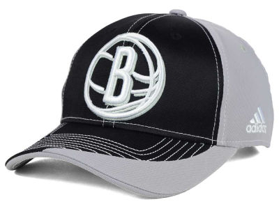 Brooklyn Nets adidas NBA Dribble Series Adjustable Cap