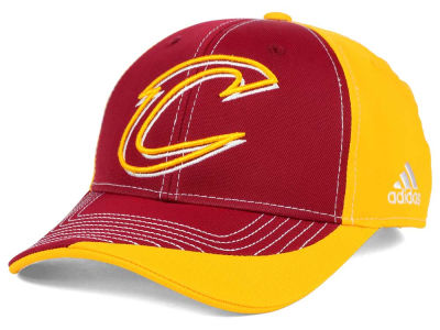 Cleveland Cavaliers adidas NBA Dribble Series Adjustable Cap