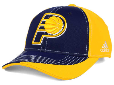 Indiana Pacers adidas NBA Dribble Series Adjustable Cap
