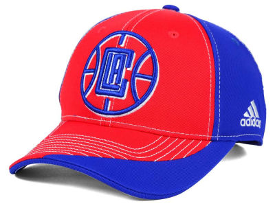 Los Angeles Clippers adidas NBA Dribble Series Adjustable Cap